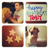 Happy Birthday, Toby!