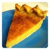 Chess Pie:  A Southern Staple