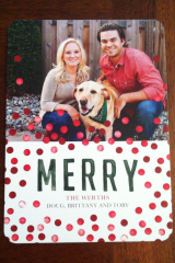 Christmas Card Bloopers